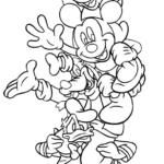Coloring Pages Of Walt Disney World