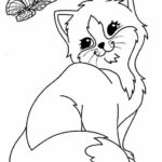 Printable Coloring Pages Kittens And Puppies