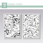 Abstract Coloring Pages Printable Pdf