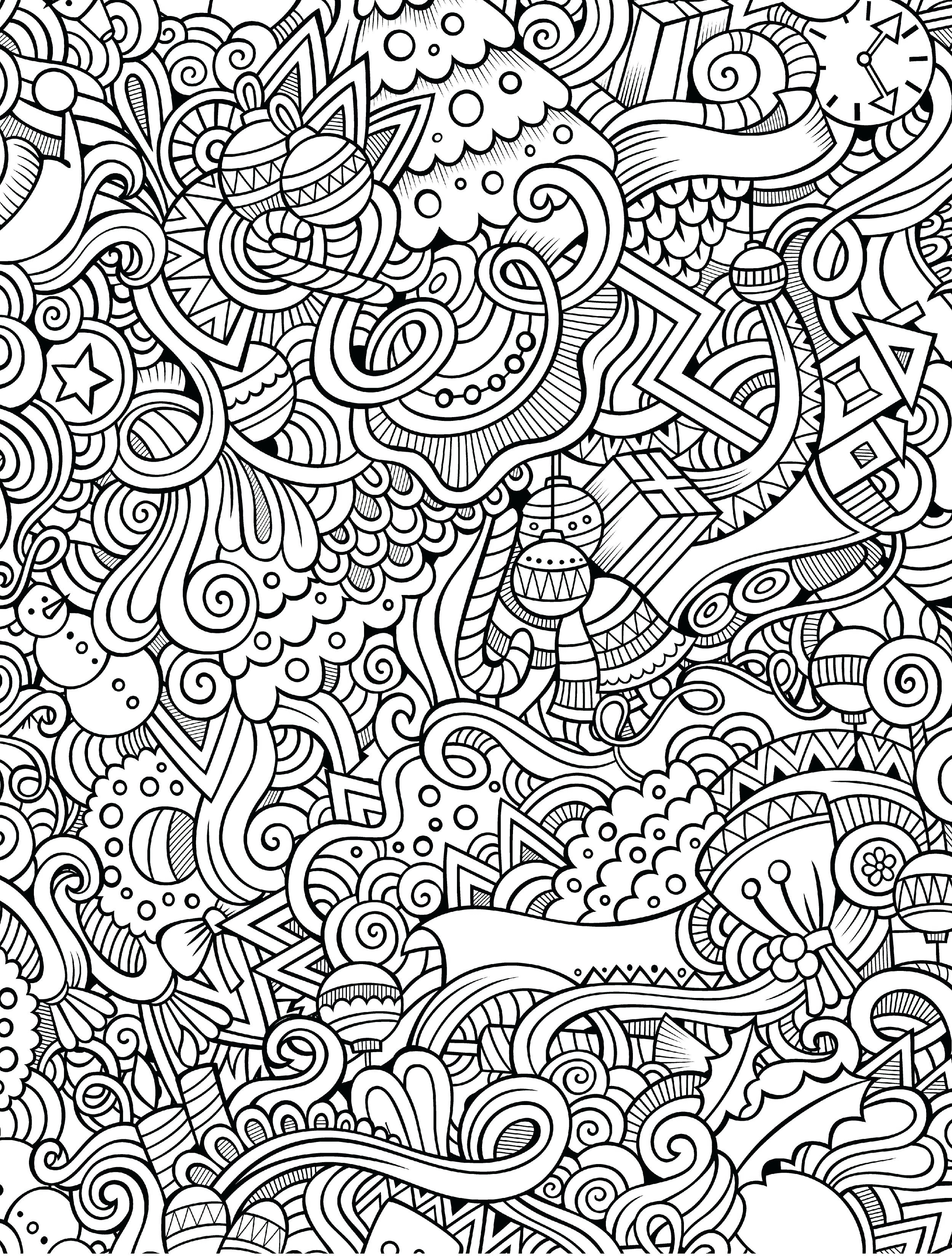 Coloring Pages for Dementia Patients Download   Free ...