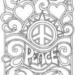 Coloring Pages For Girls Hard