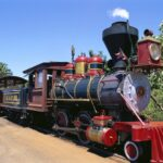 Coloring Train Engine