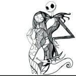 Sally Nightmare Before Christmas Coloring Pages