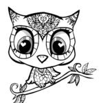 Coloring Pages Printable Owl