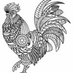 Free Printable Coloring Pages For Adults Only Animals