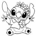 Cute Easy Coloring Pages Printable