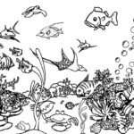 Ocean Life Coloring Pages Printable