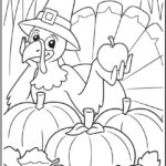 Thanksgiving Coloring Pages For Elementary Students