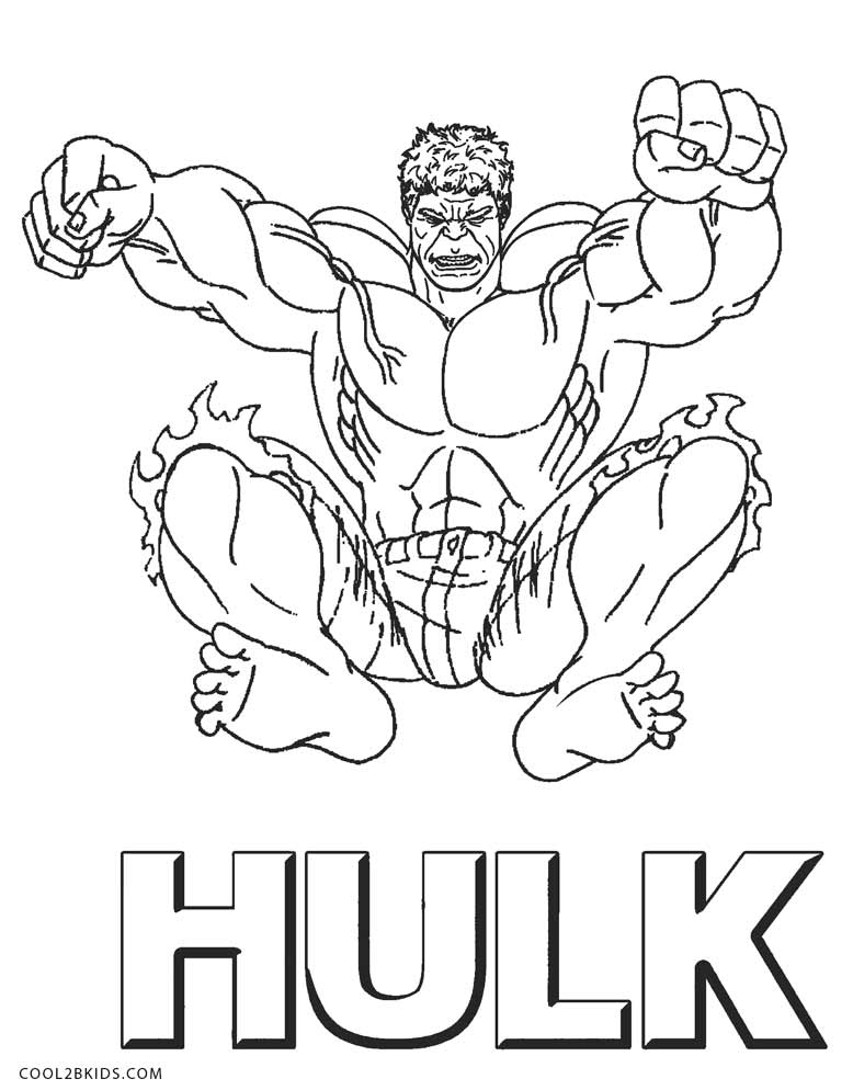 Free Printable Hulk Coloring Pages For Kids   Cool2bKids