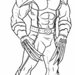 X-Men Coloring Pages Free