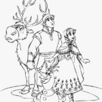 Free Disney Frozen Coloring Pages To Print