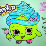 Shopkins Coloring Pages Cupcake Queen