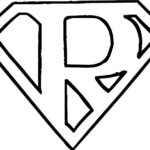 Coloring Page Lowercase Letter R