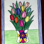 Coloring Pages Of Flowers Pdf