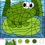 Color By Number Coloring Game Itunes