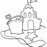Coloring Pages Beach House