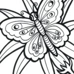 Coloring Pages For Adults Easy Free