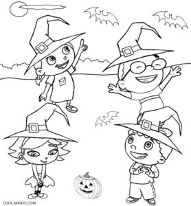 Printable Little Einsteins Coloring Pages For Kids ...