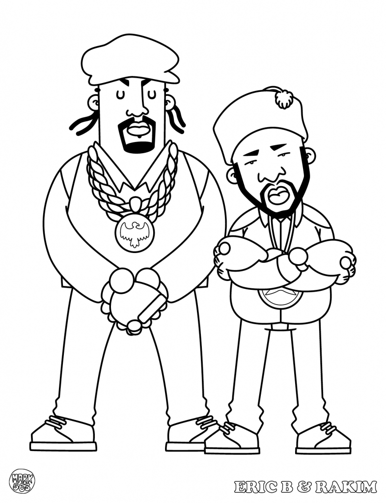 Coloring Pages Rappers at GetColorings.com   Free ...