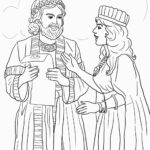 Free Queen Esther Coloring Pages