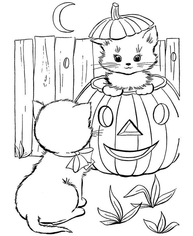 halloween coloring pages: Free Printable Halloween ...
