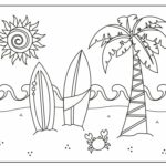 Free Printable Summer Coloring Pages For Toddlers