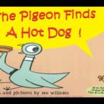 The Pigeon Wants A Puppy Coloring Pages