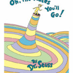 Dr. Seuss Coloring Pages Oh The Places You'll Go