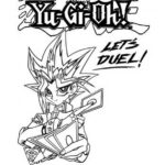 Free Printable Yugioh Coloring Pages