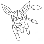 Pokemon Eevee Coloring Pages Printable