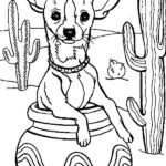 Coloring Pages Dogs And Puppies