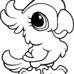 Cute Coloring Pages Free