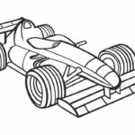 Toddler Coloring Pages Vehicles