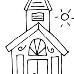 Coloring Pages For Children's Church
