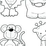 Coloring Pages Printable Free Animals