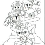 Lego Coloring Pages Avengers