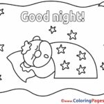 Star Quilt Coloring Pages