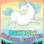 Unicorn Number Coloring Games Online