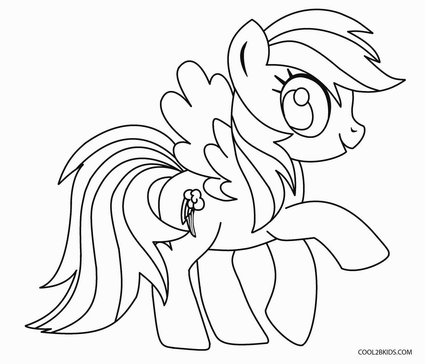 Free Printable My Little Pony Coloring Pages For Kids ...