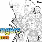 Coloring Pages Avengers Endgame