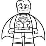 Superman Logo Coloring Pages Free Printable