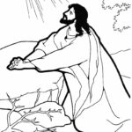 Free Printable Jesus Coloring Pages