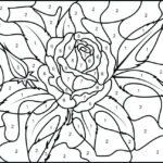 Free Online Coloring By Number For Adults