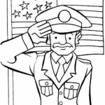 Free Printable Thank You For Your Service Coloring Pages