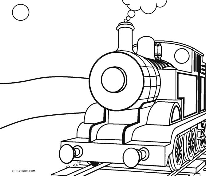 Free Printable Train Coloring Pages For Kids   Cool2bKids